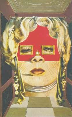 twarz Mae West